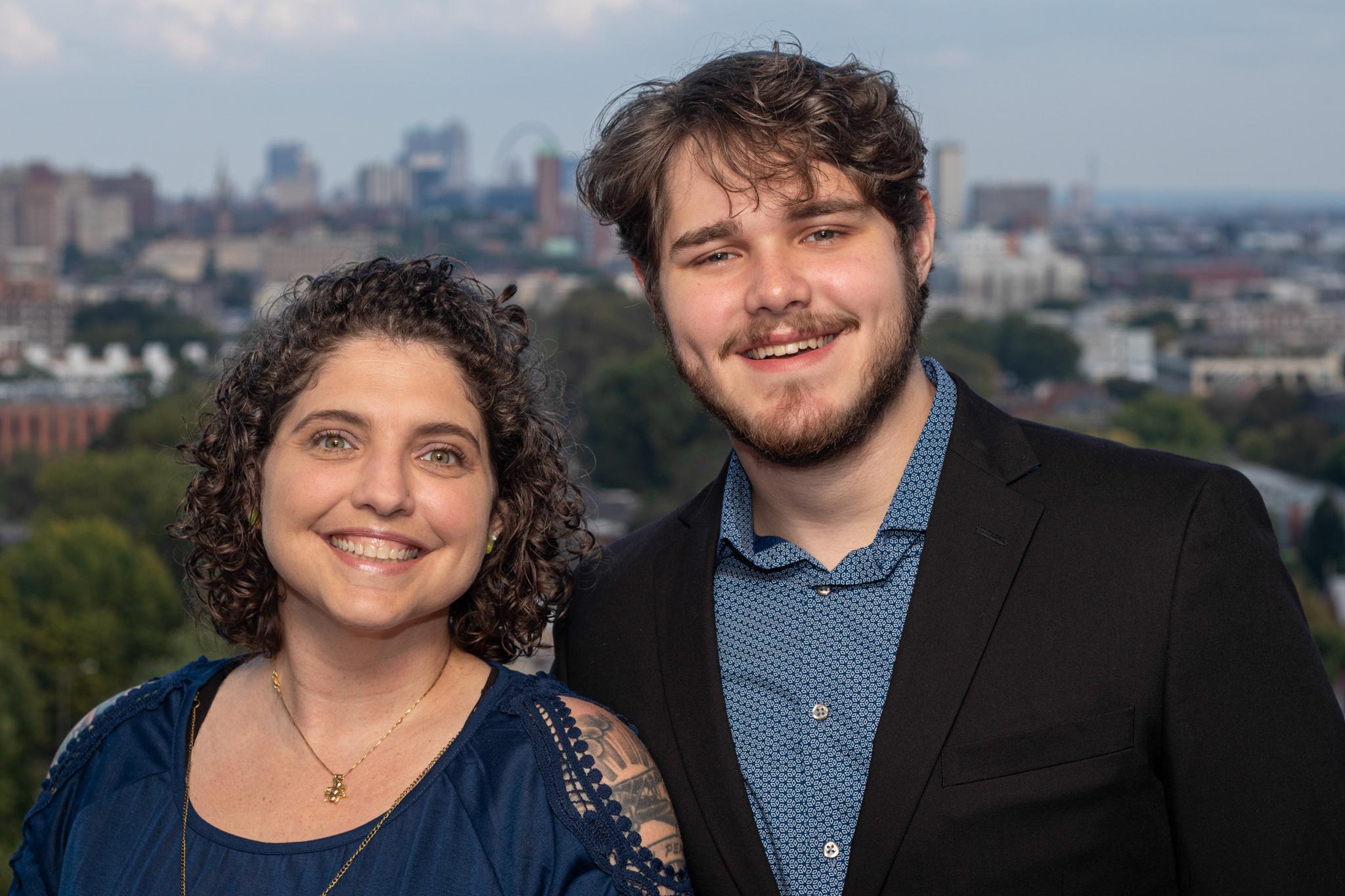 Tanner Smith and Randi Smith