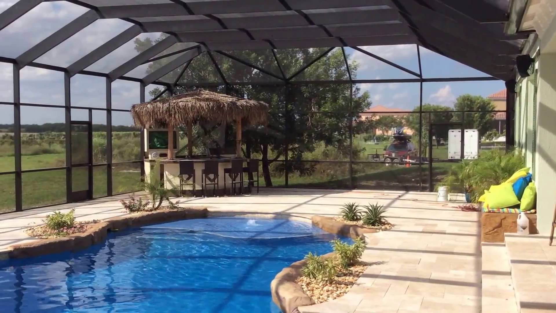 Pool Home for Sale Port St Lucie
