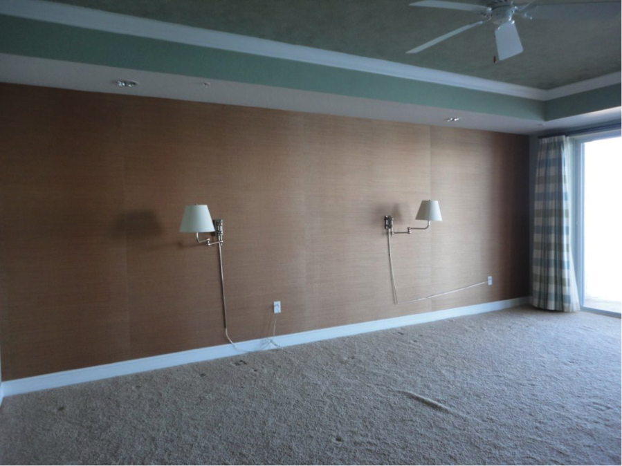Master Bedroom Unadorned