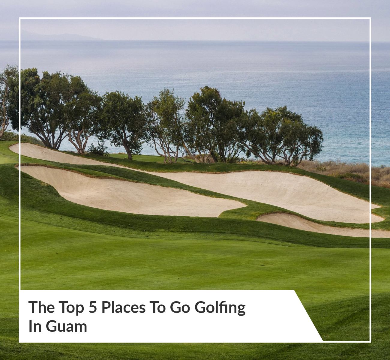 Top 5 Places To Gold In Guam