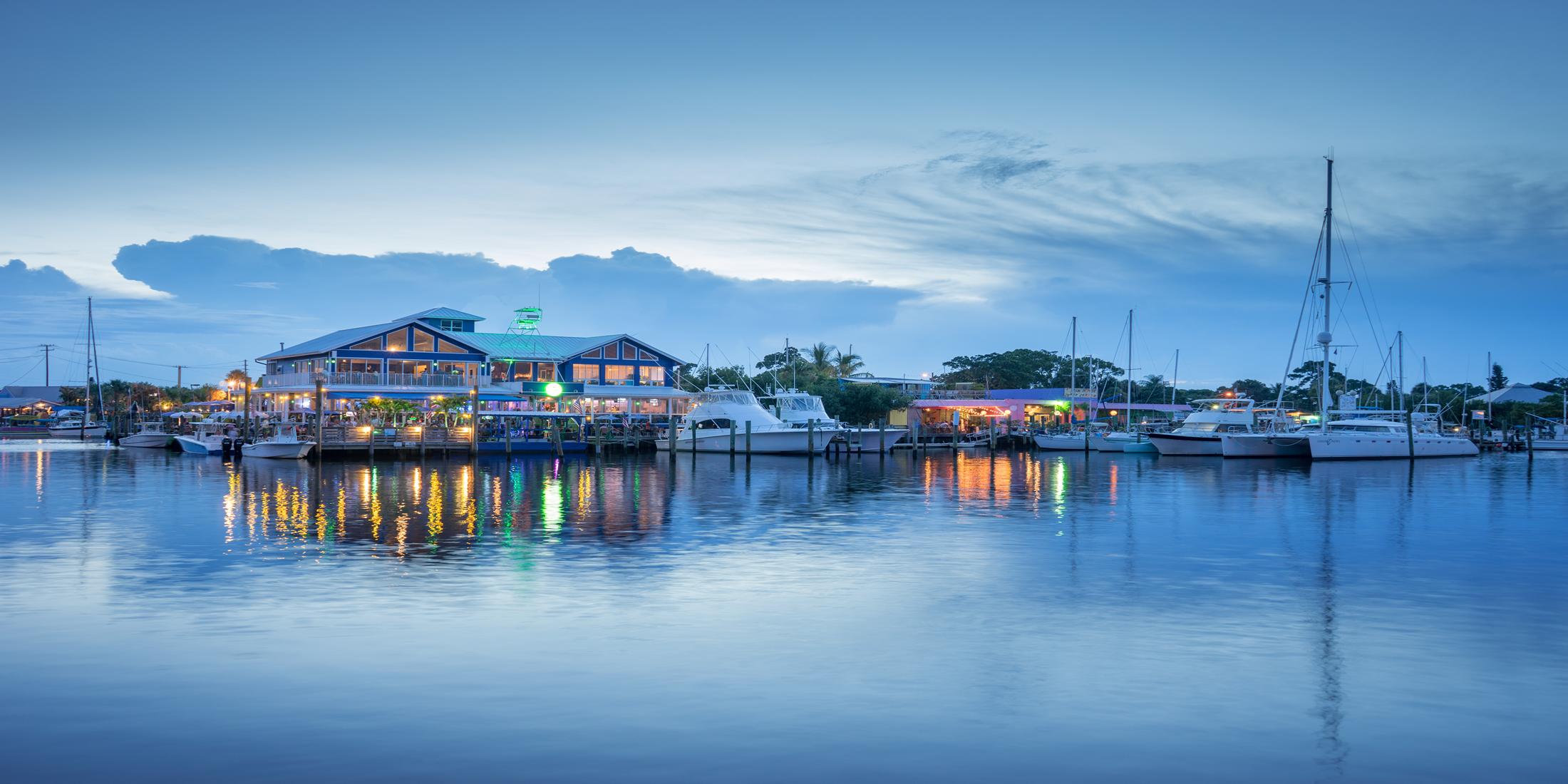 Stuart Waterfront Restaurants