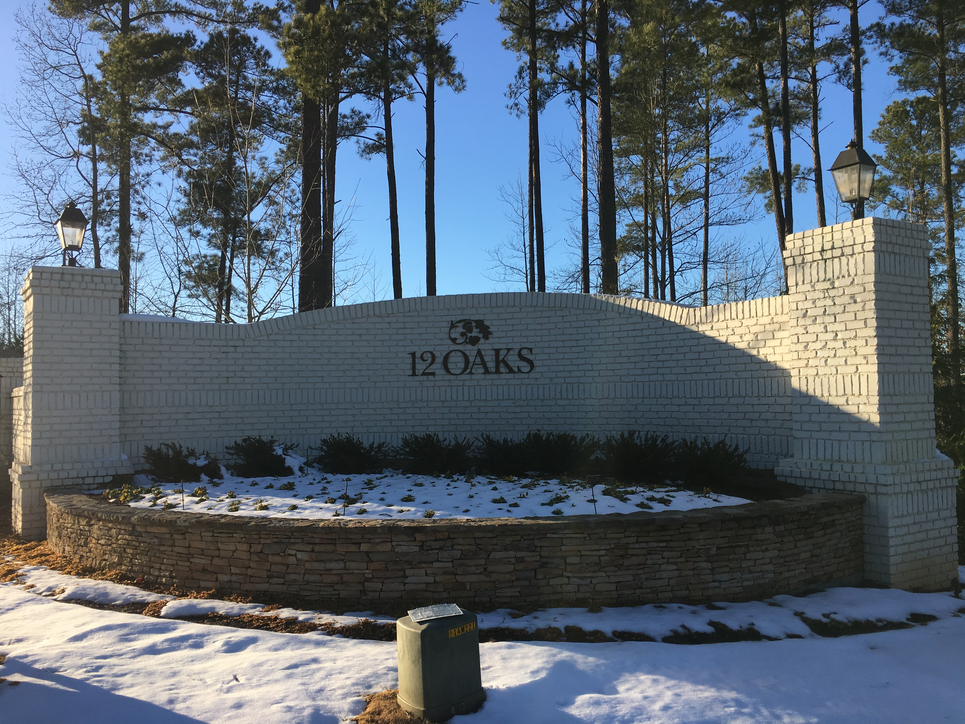 12 Oaks Subdivision Holly Springs, NC
