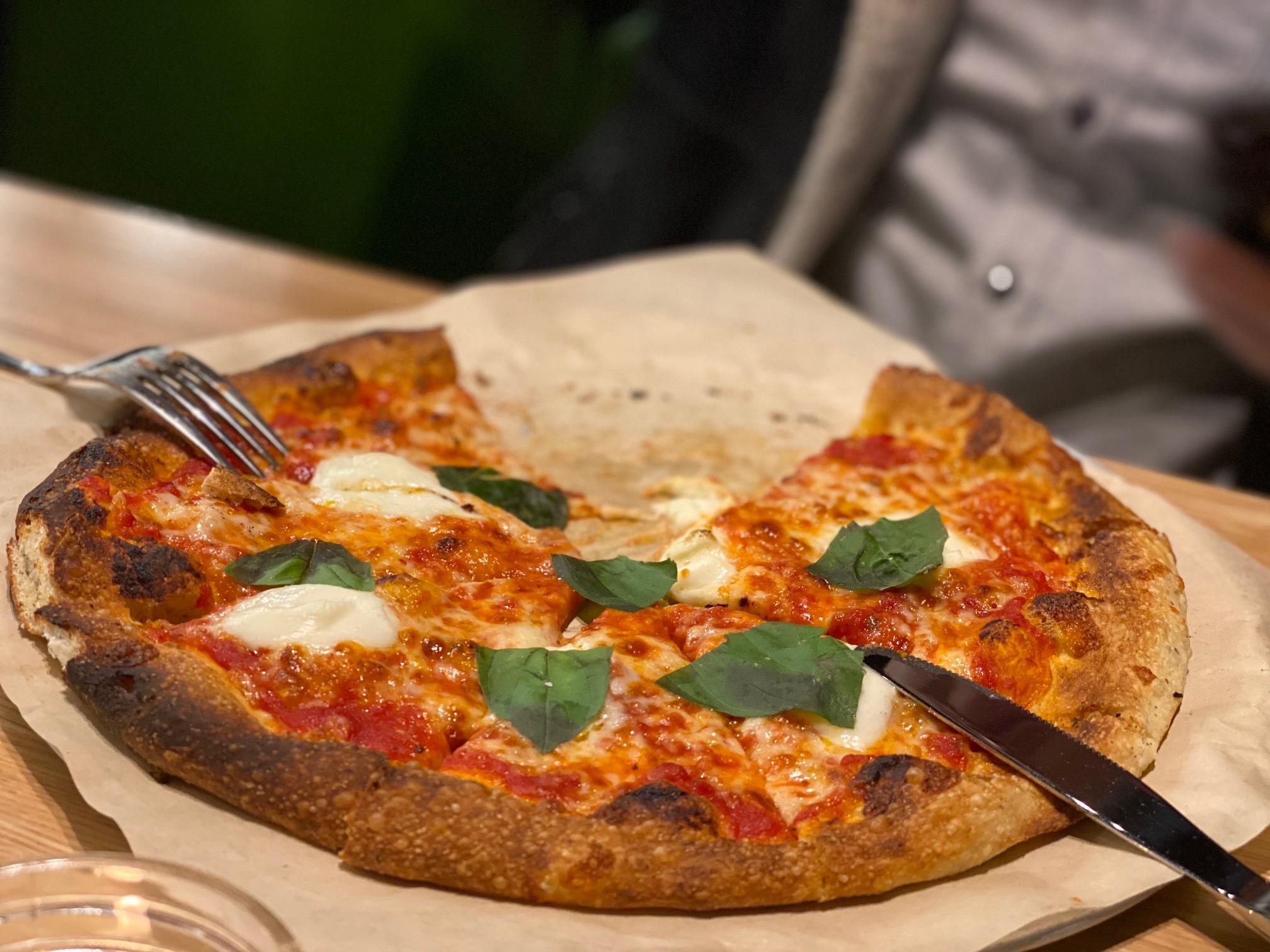 True Food Summerlin Pizza