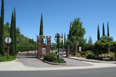 Redding Gated Communities
