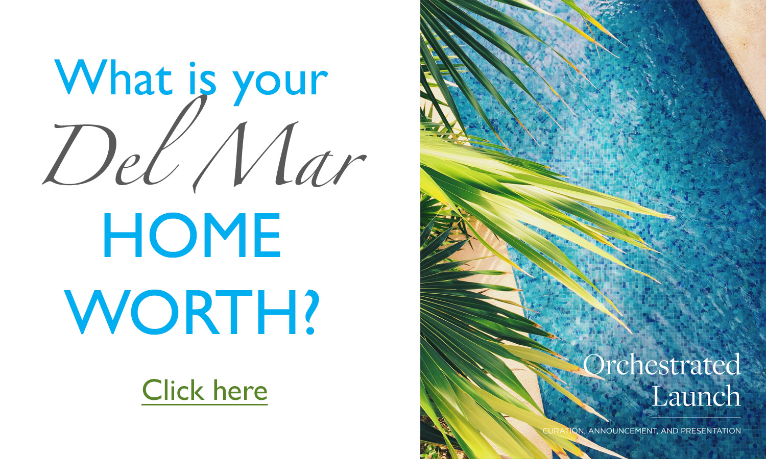 What is the value of your property in Del Mar 92014