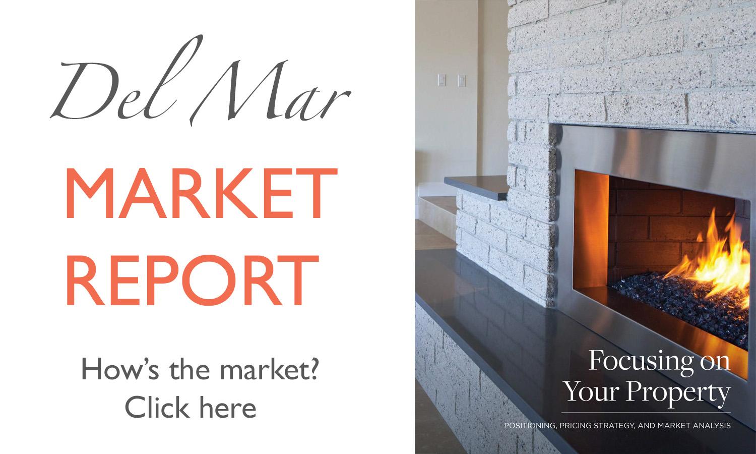 How is the Del Mar Real Estate Market?