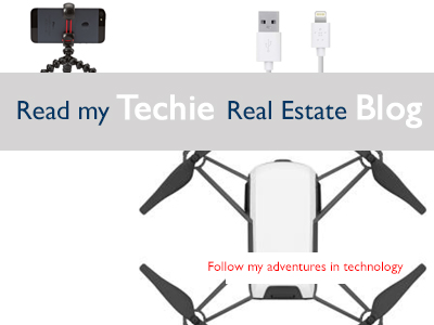 Follow my real estate adventures using technology