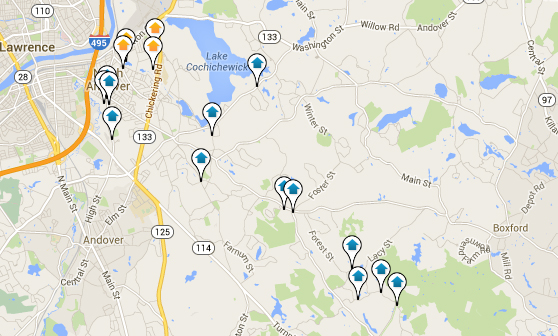 North Andover Homes for Sale