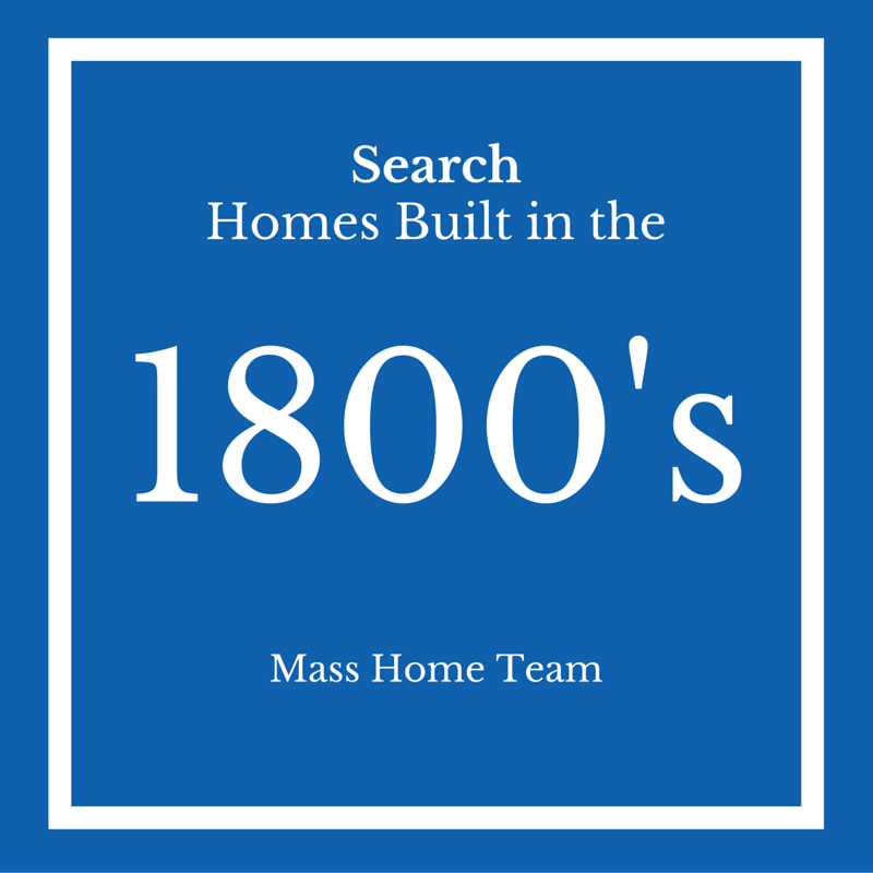 Ma Home Search from 1800's Button-Image