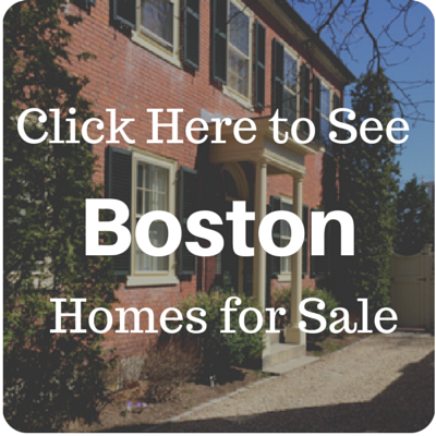 Boston Homes for Sale Icon