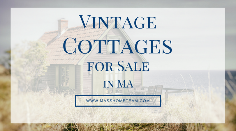 Old Cottages and Bungalows for Sale in Massachusetts
