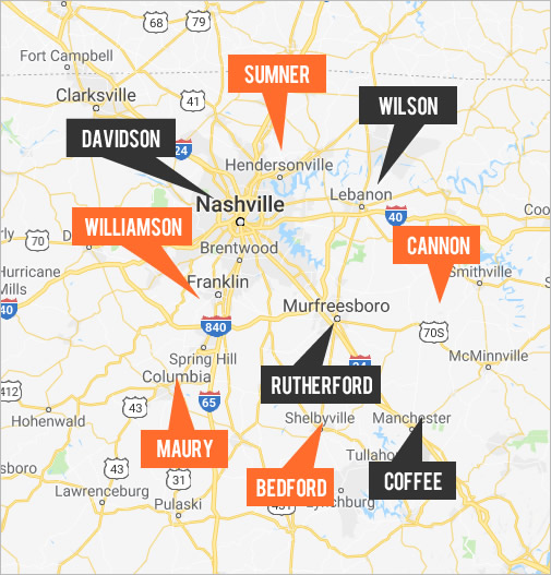 Explore Tennessee Real Estate