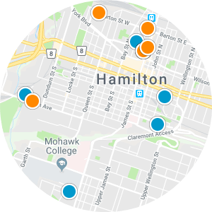 Richmond Hill Real Estate Map Search