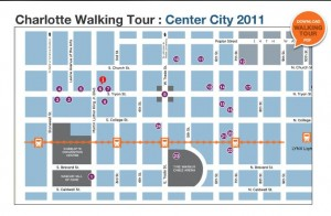 Charlotte Guided Tours To