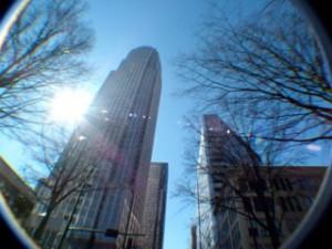 Uptown Charlotte BOA Building