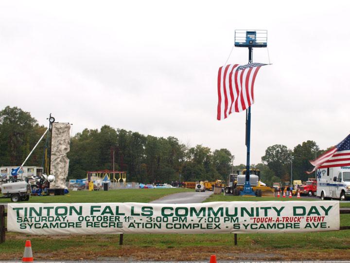 tinton falls nj day