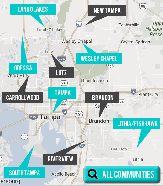 Explore all Tampa Bay Homes & Condos
