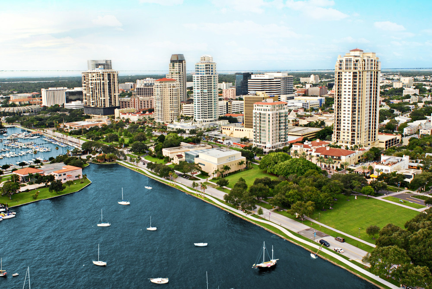 Downtown St Petersburg Homes And Condos For