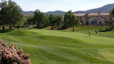 golf course Odessa Florida
