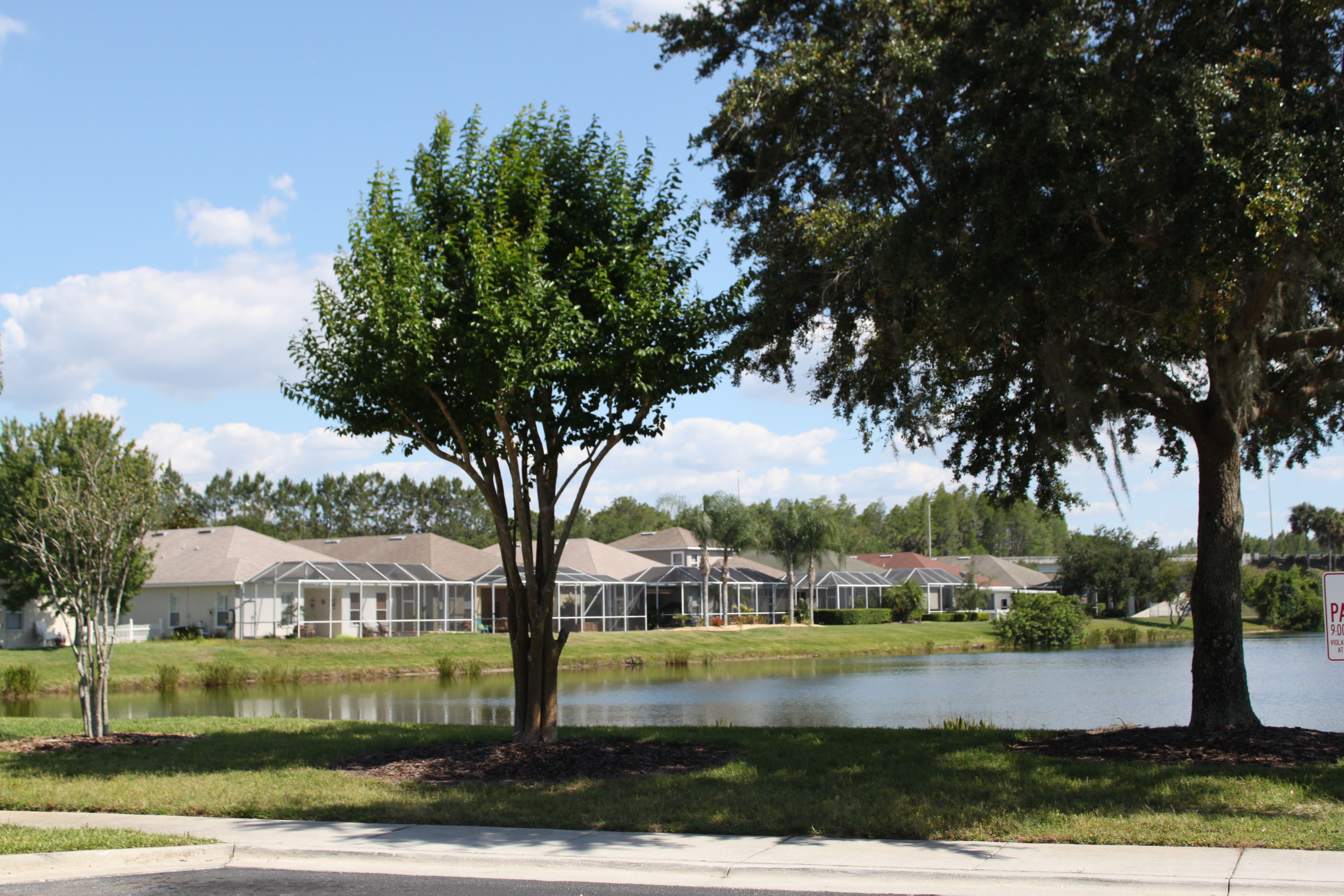 the reflections community in Lutz Florida