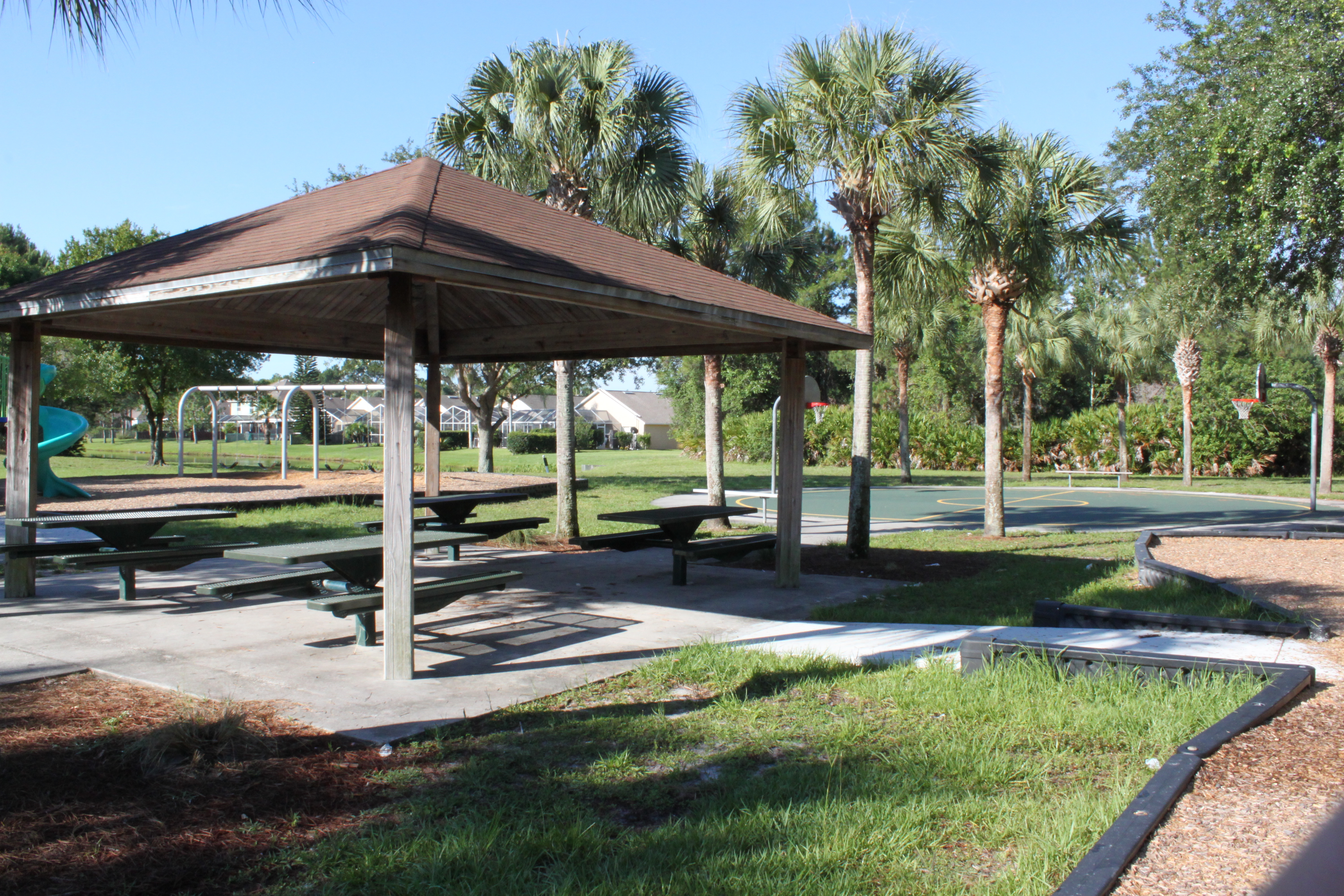 Westwood Lakes picnic area
