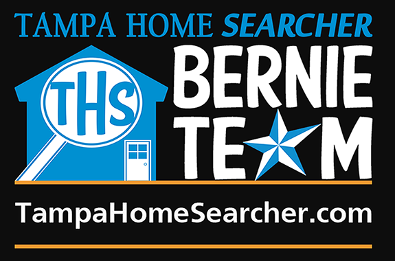 Join Tampa Home Searcher Bernie Team and become part of a growing real estate team in Tampa!