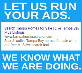 Let us run your real estate facebook ads and google ads