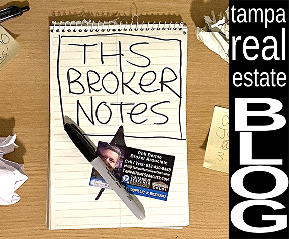 Tampa Home Searcher Broker Notes Tampa Real Estate Blog