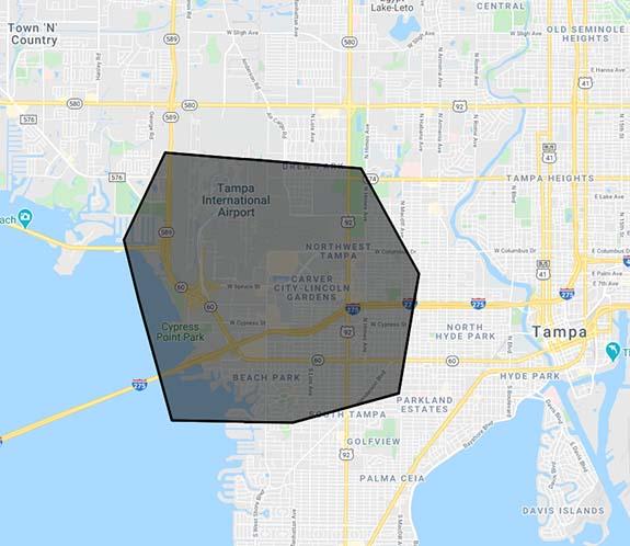 WestShore homes for sale.  Search WestShore real estate for sale in Tampa, Fl.  WestShore MLS listings.