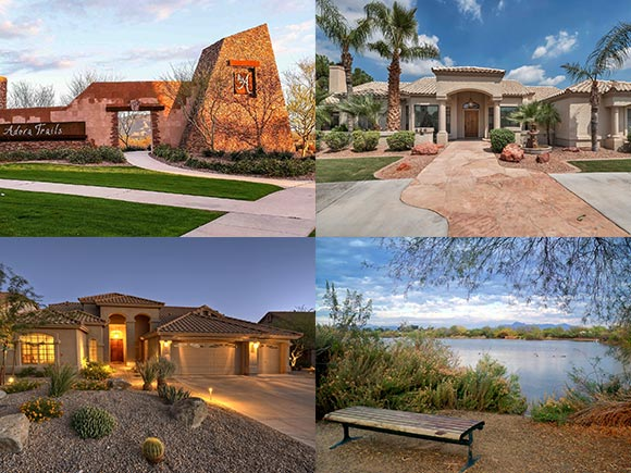 gilbert az homes