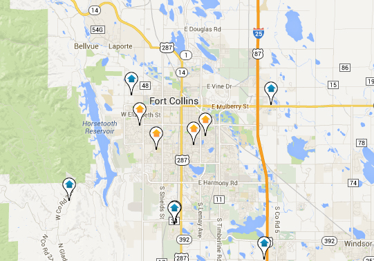 Fort Collins Foreclosures