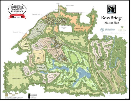 Ross Bridge Master Plan