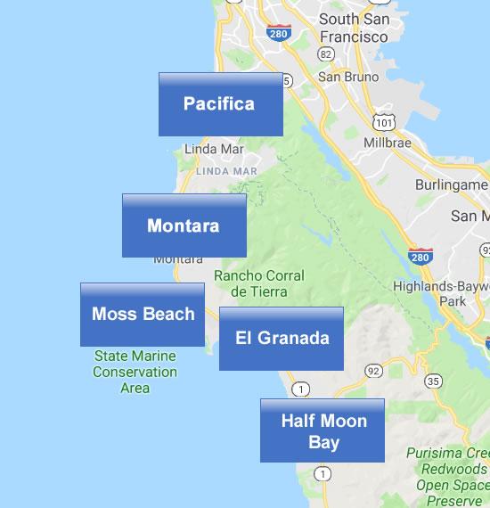 Explore Half Moon Bay Coastside Real Estate