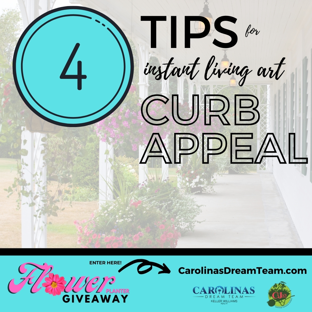 4 Tips for Instant Curb Appeal