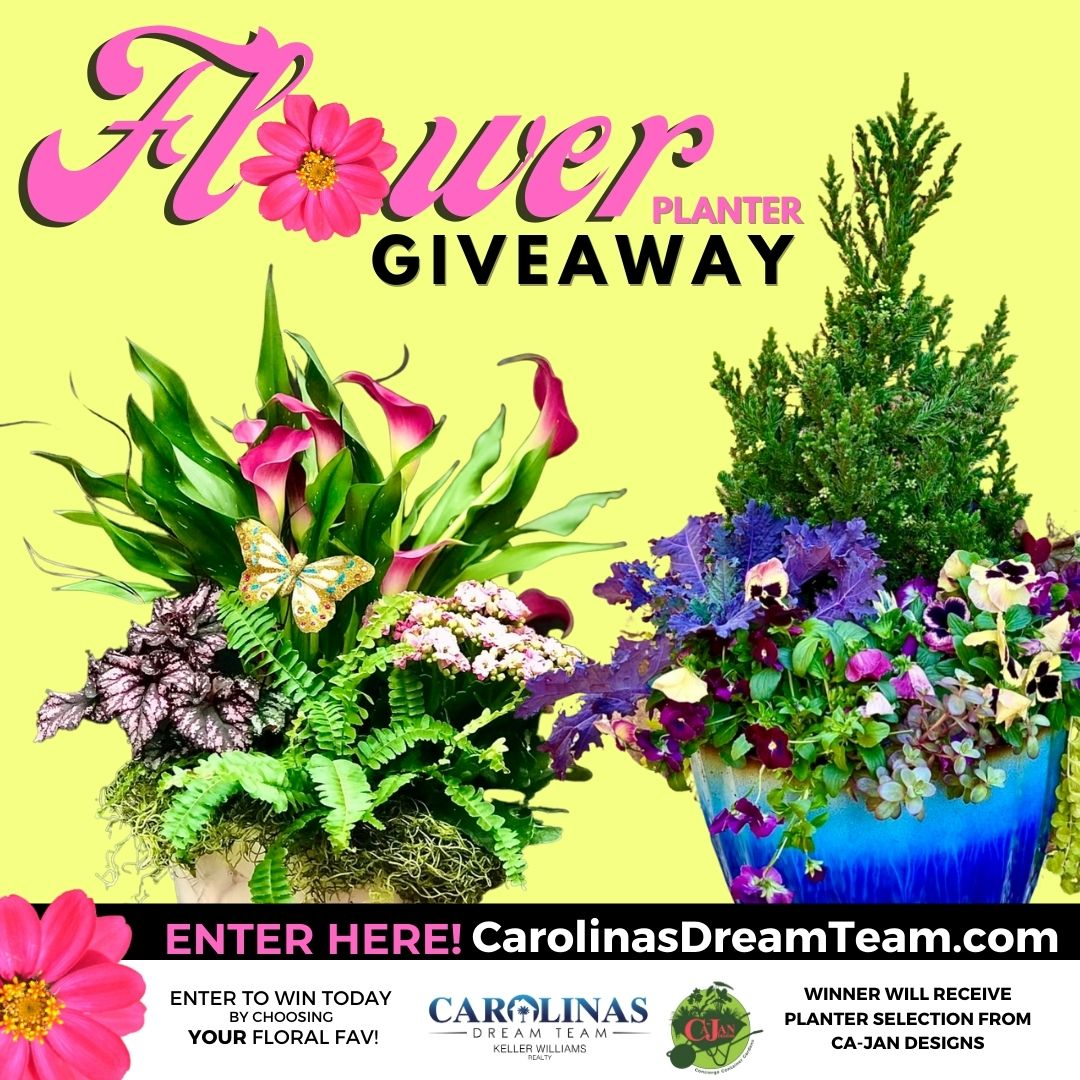 Enter to WIN- Flower Giveaway