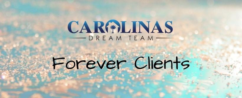 Carolinas Dream Team Forever Clients