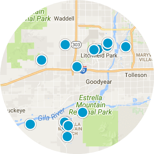Litchfield Park Real Estate Map Search