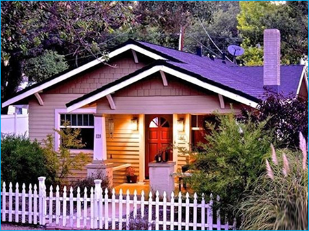 Oak Tree Bungalow, Paso Robles