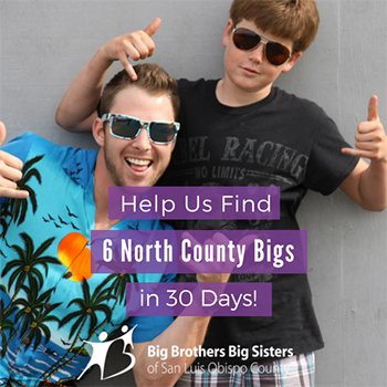 Help Us Find 6 North Country Bigs in 30 Days!