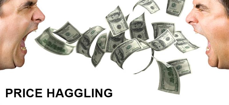Haggling Myth - The Turwitt Team