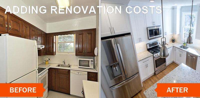 Renovation Cost Myth - The Turwitt Team