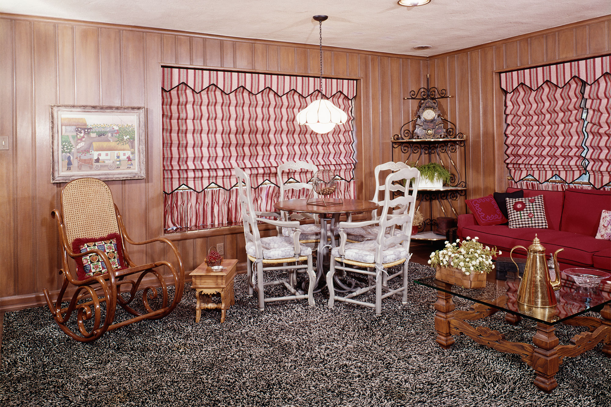 outdated wood paneling - The Turwitt Team