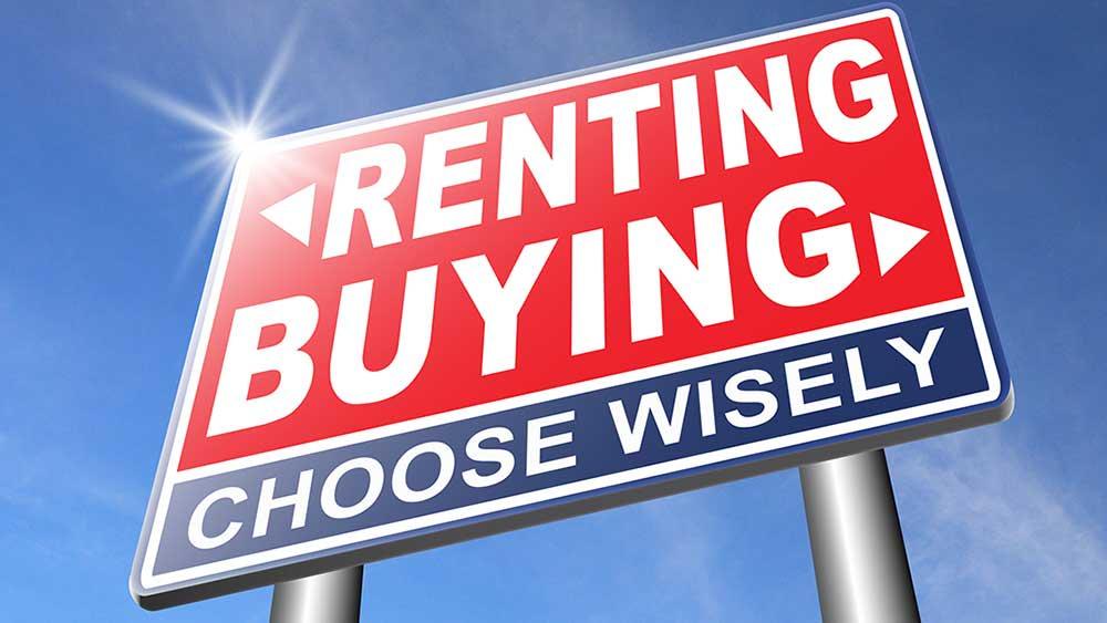 Rent vs Buying - The Turwitt Team