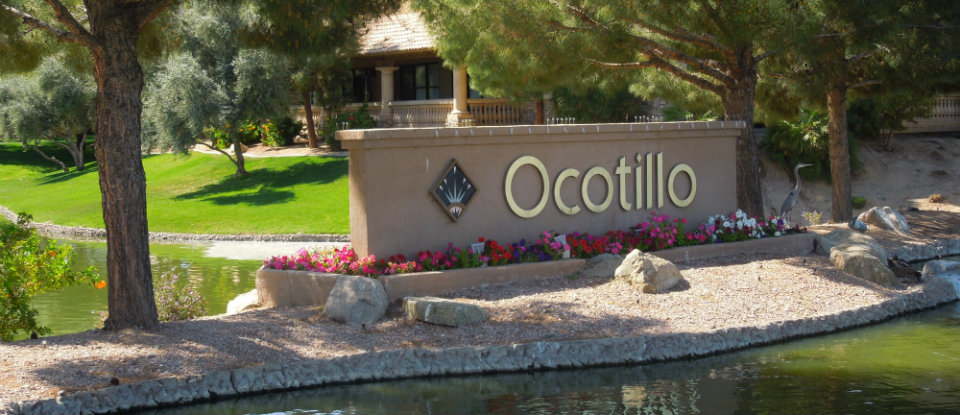 Homes for Sale in Ocotillo Lakes