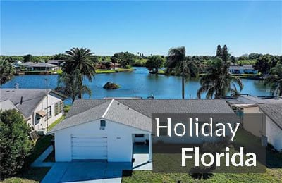 Holiday Fl Homes
