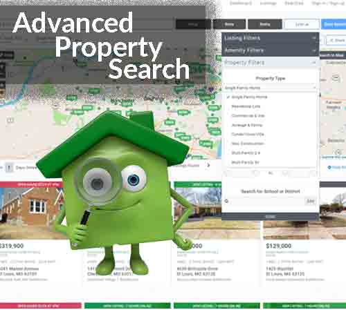 Advanced Property Search Tool
