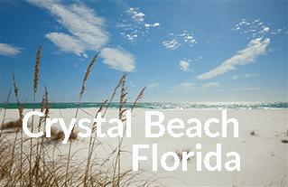 Crystal Beach FL Homes