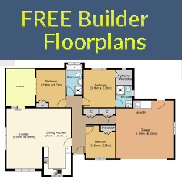 View New Home Floorplans