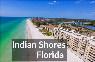 Indian Shores FL Homes