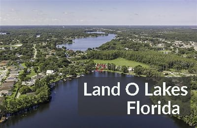 Land O Lakes FL Homes